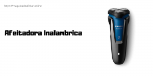 afeitadora inalambrica philips
